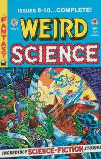Cover Thumbnail for Weird Science Annual (Gemstone, 1994 series) #2
