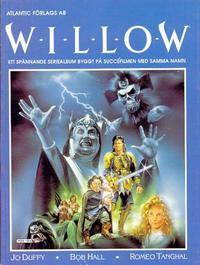 Cover Thumbnail for Willow (Atlantic Förlags AB, 1988 series) #[nn]
