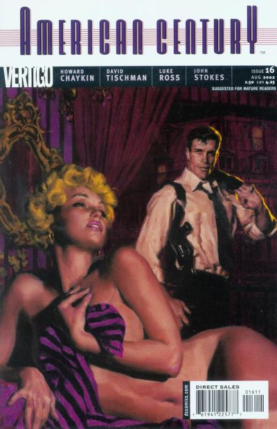 Cover for American Century (DC, 2001 series) #16