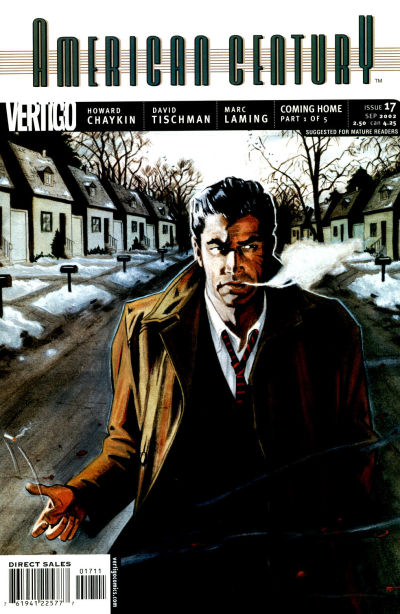 Cover for American Century (DC, 2001 series) #17