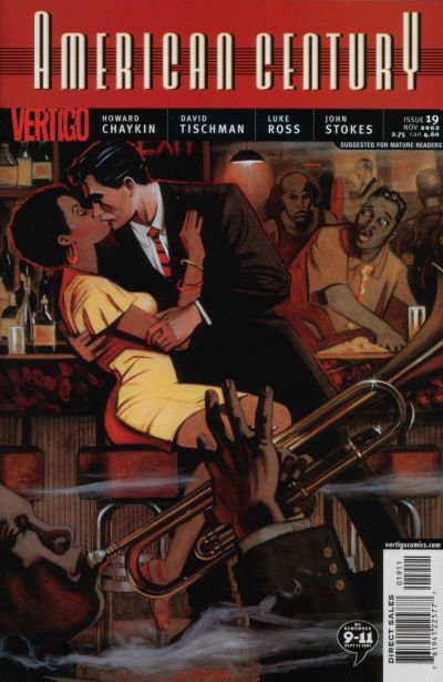 Cover for American Century (DC, 2001 series) #19
