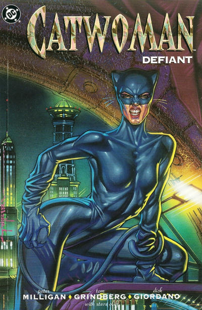 Cover for Batman: Catwoman Defiant (DC, 1992 series)