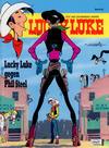 Cover for Lucky Luke (Egmont Ehapa, 1977 series) #83 - Lucky Luke gegen Phil Steel