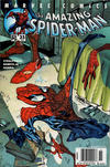 Cover for The Amazing Spider-Man (Marvel, 1999 series) #35 (476) [Newsstand]