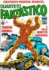 Cover for Grandes Heróis Marvel (Editora Abril, 1983 series) #12