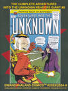 Cover for Gwandanaland Comics (Gwandanaland Comics, 2016 series) #2553/2554-A - The Complete Adventures into the Unknown Readers Giant #9