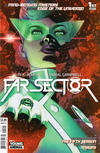 Cover for Far Sector (DC, 2020 series) #1 [Second Printing]