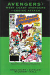 Cover for Marvel Premiere Classic (Marvel, 2006 series) #96 - Avengers: West Coast Avengers - Zodiac Attack [Direct]