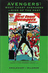 Cover for Marvel Premiere Classic (Marvel, 2006 series) #80 - Avengers: West Coast Avengers - Sins of the Past [Direct]