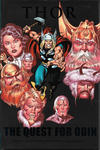 Cover Thumbnail for Thor: The Quest for Odin (2011 series)  [premiere edition]