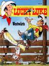Cover for Lucky Luke (Egmont Ehapa, 1977 series) #85 - Westwärts