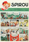 Cover for Spirou (Dupuis, 1947 series) #615
