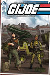 Cover for G.I. Joe: A Real American Hero (IDW, 2010 series) #266 [Cover B - Jamie Sullivan]