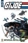 Cover for G.I. Joe: A Real American Hero (IDW, 2010 series) #265 [Cover B - Dan Fraga and Adelso Corona]