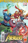 Cover Thumbnail for Avengers: Ultron Forever (2015 series) #1 [Cape Comic Con Variant]