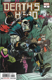 Cover Thumbnail for Death's Head (Marvel, 2019 series) #4
