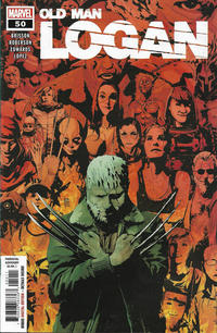 Cover Thumbnail for Old Man Logan (Marvel, 2016 series) #50