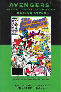 Cover Thumbnail for Marvel Premiere Classic (Marvel, 2006 series) #96 - Avengers: West Coast Avengers - Zodiac Attack [Direct]