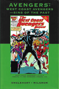 Cover Thumbnail for Marvel Premiere Classic (Marvel, 2006 series) #80 - Avengers: West Coast Avengers - Sins of the Past [Direct]