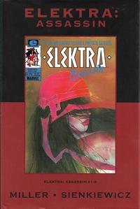 Cover Thumbnail for Marvel Premiere Classic (Marvel, 2006 series) #85 - Elektra: Assassin [Direct]