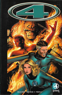 Cover Thumbnail for Marvel Knights 4 (Marvel, 2004 series) #3 - Divine Time