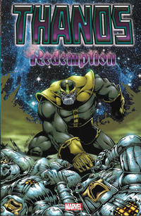 Cover Thumbnail for Thanos: Redemption (Marvel, 2013 series)