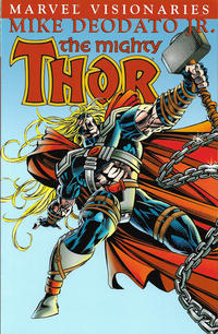 Cover Thumbnail for Thor Visionaries: Mike Deodato, Jr. (Marvel, 2004 series)