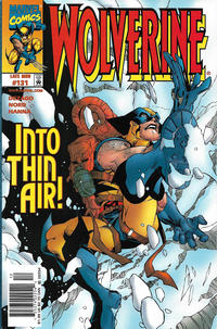 Cover Thumbnail for Wolverine (Marvel, 1988 series) #131 [Newsstand]