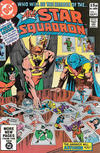 Cover for All-Star Squadron (DC, 1981 series) #1 [British]