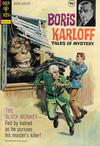 Cover for Boris Karloff Tales of Mystery (Western, 1963 series) #46 [British]