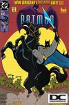 Cover for The Batman Adventures (DC, 1992 series) #17 [DC Universe Corner Box]