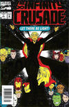 Cover Thumbnail for Infinity Crusade (1993 series) #1 [Newsstand]