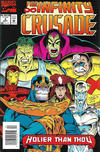 Cover Thumbnail for Infinity Crusade (1993 series) #4 [Newsstand]