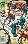 Cover for Venom: Lethal Protector (Marvel, 1993 series) #5 [Newsstand]
