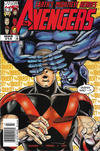 Cover for Avengers (Marvel, 1998 series) #14 [Newsstand]
