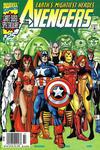 Cover for Avengers (Marvel, 1998 series) #25 [Newsstand]
