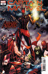 Cover for Captain Marvel (Marvel, 2019 series) #12 (146) [Mark Brooks]