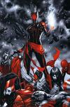 Cover for Captain Marvel (Marvel, 2019 series) #12 (146) [Mark Brooks Virgin Art Color Spot]