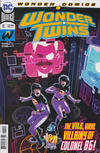 Cover for Wonder Twins (DC, 2019 series) #11