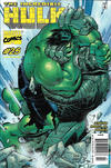 Cover for Incredible Hulk (Marvel, 2000 series) #25 [Newsstand]