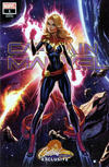 Cover for Captain Marvel (Marvel, 2019 series) #1 [J Scott Campbell.com Exclusive Cover A]
