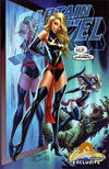 Cover Thumbnail for Captain Marvel (2019 series) #1 [J Scott Campbell.com Exclusive Cover B]