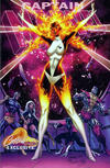 Cover for Captain Marvel (Marvel, 2019 series) #1 [J Scott Campbell.com Exclusive Cover D]