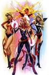 Cover for Captain Marvel (Marvel, 2019 series) #1 [J Scott Campbell.com Exclusive Cover F]