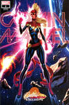 Cover for Captain Marvel (Marvel, 2019 series) #1 [J Scott Campbell.com Exclusive Cover G]