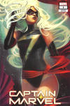 Cover for Captain Marvel (Marvel, 2019 series) #1 [Frankie's Comics / Golden Apple Comics Exclusive - Stephanie Hans]