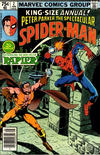 Cover for The Spectacular Spider-Man Annual (Marvel, 1979 series) #2 [Newsstand]