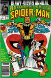 Cover for The Spectacular Spider-Man Annual (Marvel, 1979 series) #7 [Newsstand]