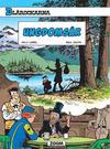 Cover for Blårockarna (Zoom, 2014 series) #[34] - Ungdomsår