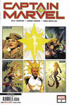 Cover for Captain Marvel (Marvel, 2019 series) #1 [Third Printing - Carmen Carnero]